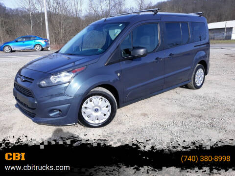 2014 Ford Transit Connect Wagon for sale at CBI in Logan OH