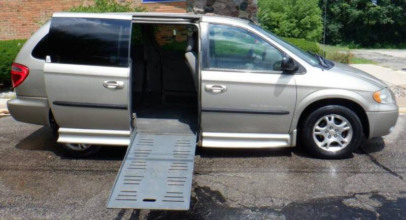 2003 Dodge Grand Caravan for sale at Mobility Motors LLC - A Wheelchair Van in Battle Creek MI