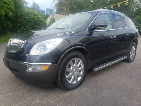 2011 Buick Enclave for sale at A-1 Auto in Pepperell MA