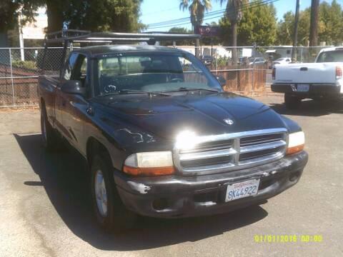 2000 Dodge Dakota for sale at Mendocino Auto Auction in Ukiah CA