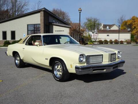 1975 Oldsmobile Cutlass Salon for sale at Great Lakes Classic Cars & Detail Shop in Hilton NY