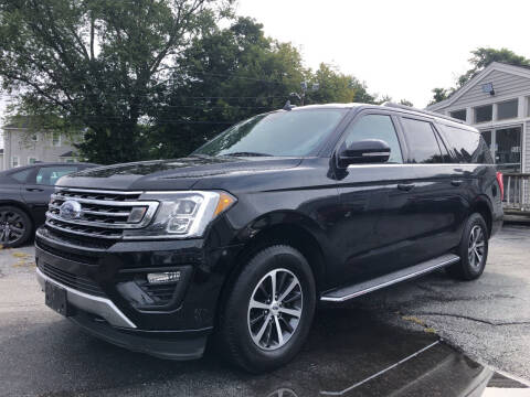 2018 Ford Expedition MAX for sale at Top Line Import in Haverhill MA