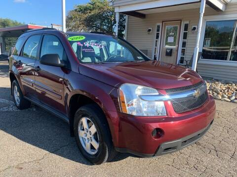 2009 Chevrolet Equinox for sale at G & G Auto Sales in Steubenville OH