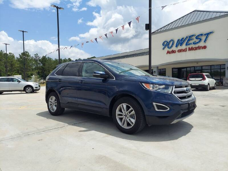 2017 Ford Edge for sale at 90 West Auto & Marine Inc in Mobile AL