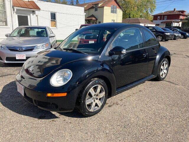 2006 Volkswagen New Beetle for sale at Affordable Motors in Jamestown ND