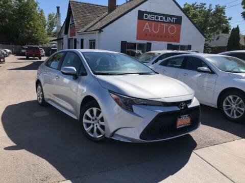 2020 Toyota Corolla for sale at Discount Auto Brokers Inc. in Lehi UT
