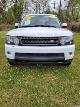 2012 Land Rover Range Rover Sport for sale at CAPITOL AUTO SALES LLC in Baton Rouge LA