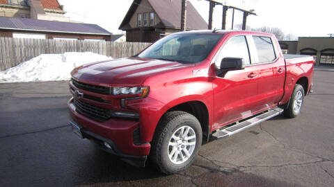 2020 Chevrolet Silverado 1500 for sale at Auto Shoppe in Mitchell SD