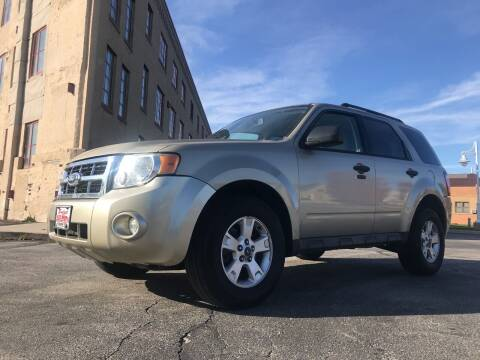 2010 Ford Escape for sale at Budget Auto Sales Inc. in Sheboygan WI