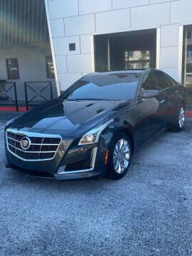 2014 Cadillac CTS for sale at Mirabella Motors in Tampa FL