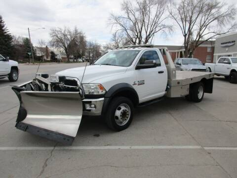 2016 RAM Ram Chassis 4500 for sale at West Motor Company in Hyde Park UT