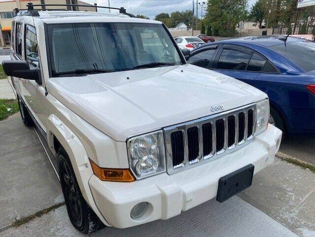 2006 Jeep Commander for sale at Auto Legend Inc in Linden NJ