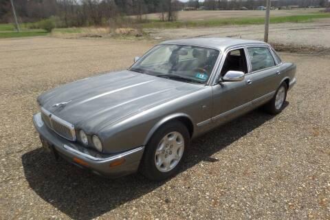 2002 Jaguar XJ-Series for sale at WESTERN RESERVE AUTO SALES in Beloit OH