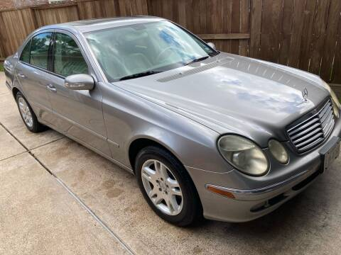 2006 Mercedes-Benz E-Class for sale at Cars-yachtsusa.com in League City TX
