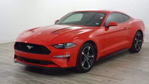2018 Ford Mustang for sale at TRAVERS GMT AUTO SALES - Traver GMT Auto Sales West in O Fallon MO