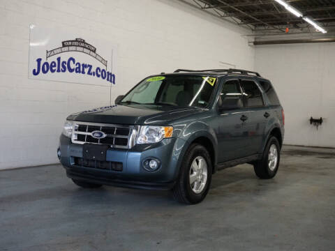 2010 Ford Escape for sale at JOELSCARZ.COM in Flushing MI