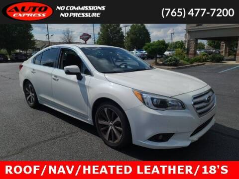 2017 Subaru Legacy for sale at Auto Express in Lafayette IN