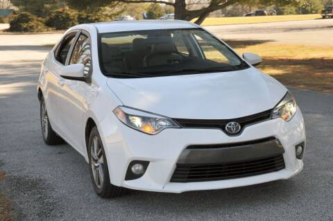 2016 Toyota Corolla for sale at Auto House Superstore in Terre Haute IN