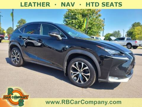2016 Lexus NX 200t for sale at R & B Car Company in South Bend IN