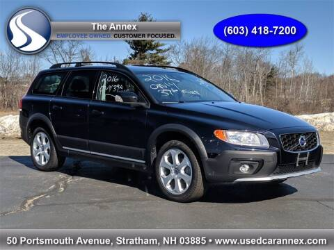 2016 Volvo XC70 for sale at The Annex in Stratham NH