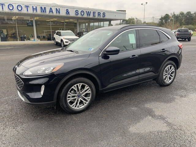 2021 Ford Escape for sale in Fairmont, WV
