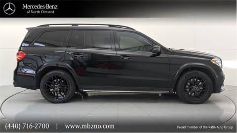 2017 Mercedes-Benz GLS for sale at Mercedes-Benz of North Olmsted in North Olmsted OH