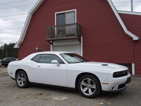2015 Dodge Challenger for sale at Red Barn Motors, Inc. in Ludlow MA