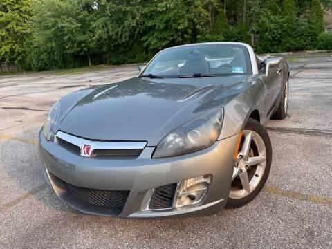 2007 Saturn SKY for sale at TKP Auto Sales in Eastlake OH