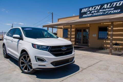 2017 Ford Edge for sale at Beach Auto and RV Sales in Lake Havasu City AZ