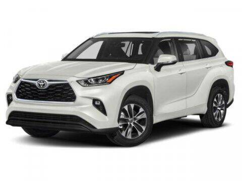 2021 Toyota Highlander for sale at TEJAS TOYOTA in Humble TX
