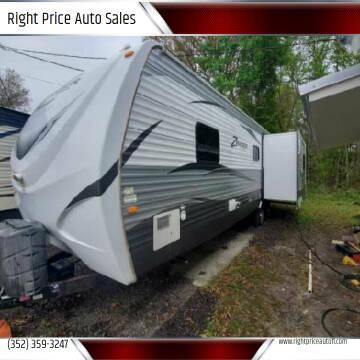 2016 Crossroads ZINGER for sale at Right Price Auto Sales - Waldo Rvs in Waldo FL
