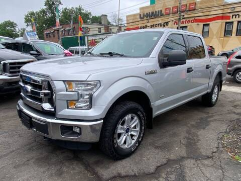 2015 Ford F-150 for sale at White River Auto Sales in New Rochelle NY