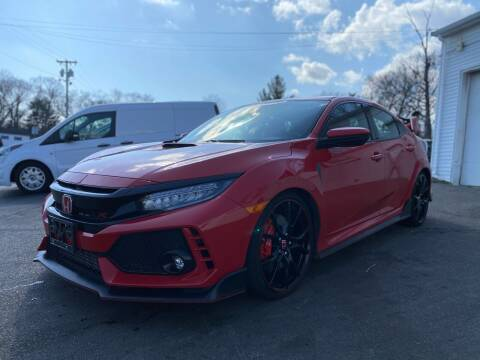 2019 Honda Civic for sale at SOUTH SHORE AUTO GALLERY, INC. in Abington MA