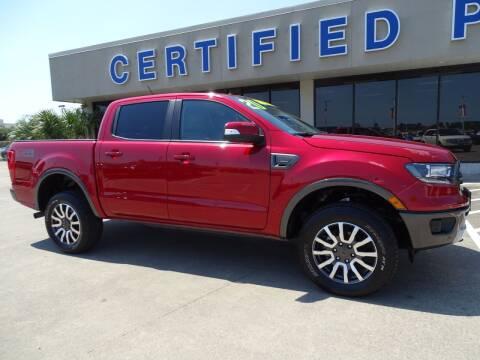 2020 Ford Ranger for sale at Mac Haik Ford Pasadena in Pasadena TX