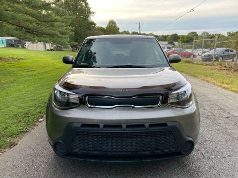 2016 Kia Soul for sale at Speed Auto Mall in Greensboro NC