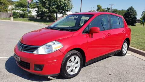 2009 Nissan Versa for sale at Nationwide Auto in Merriam KS