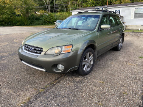 2005 Subaru Outback for sale at Riley Auto Sales LLC in Nelsonville OH