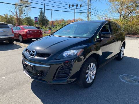 2011 Mazda CX-7 for sale at Gia Auto Sales in East Wareham MA
