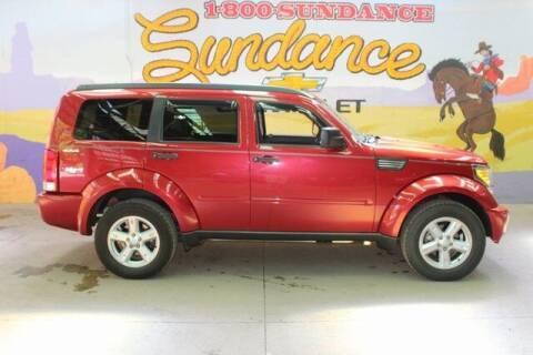 2010 Dodge Nitro for sale at Sundance Chevrolet in Grand Ledge MI