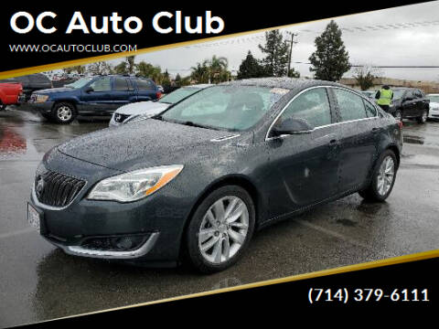 2014 Buick Regal for sale at OC Auto Club in Midway City CA