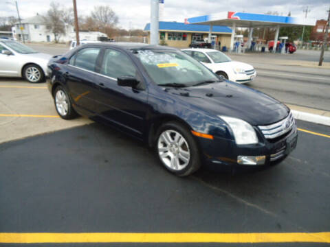 2009 Ford Fusion for sale at Tom Cater Auto Sales in Toledo OH
