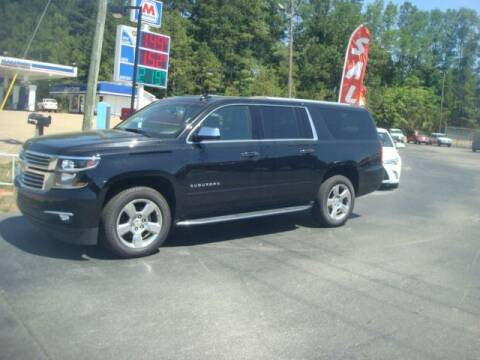 2019 Chevrolet Suburban for sale at Mike Lipscomb Auto Sales in Anniston AL