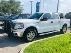 2011 Ford F-150 for sale at DAN'S DEALS ON WHEELS AUTO SALES, INC. in Davie FL