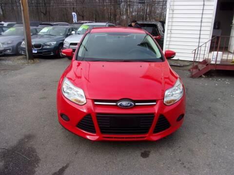 2014 Ford Focus for sale at Balic Autos Inc in Lanham MD