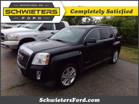 2010 GMC Terrain for sale at Schwieters Ford of Montevideo in Montevideo MN