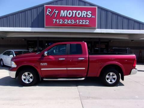 2014 RAM Ram Pickup 1500 for sale at RT Motors Inc in Atlantic IA