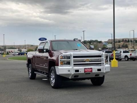 2016 Chevrolet Silverado 2500HD for sale at Rocky Mountain Commercial Trucks in Casper WY