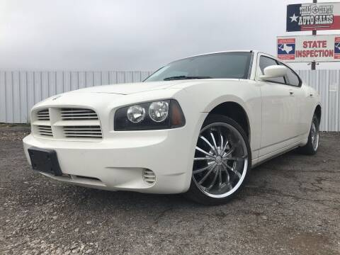 2007 Dodge Charger for sale at Texas Country Auto Sales LLC in Austin TX