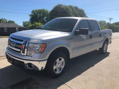 2009 Ford F-150 for sale at E Motors LLC in Anderson SC