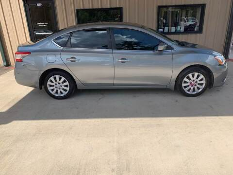 2013 Nissan Sentra for sale at Mega Auto Group in Spring TX